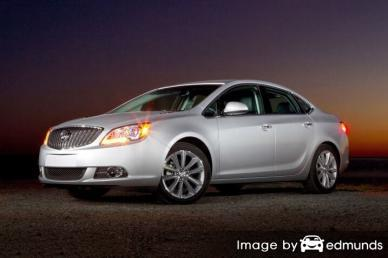 Insurance rates Buick Verano in Madison