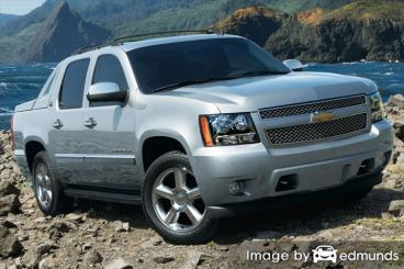 Insurance quote for Chevy Avalanche in Madison
