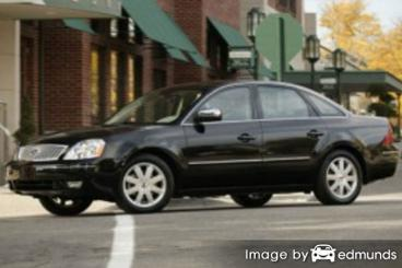 Insurance quote for Ford Five Hundred in Madison