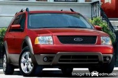 Discount Ford Freestyle insurance