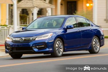 Insurance quote for Honda Accord Hybrid in Madison