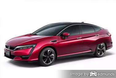 Insurance rates Honda Clarity in Madison