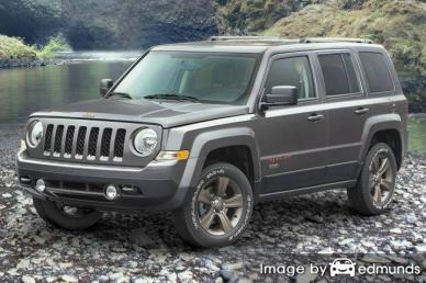 Insurance quote for Jeep Patriot in Madison
