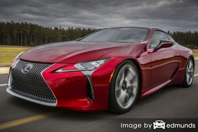 Insurance quote for Lexus LFA in Madison