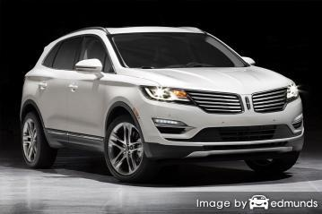 Insurance quote for Lincoln MKC in Madison