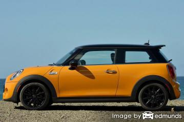 Insurance quote for Mini Cooper in Madison