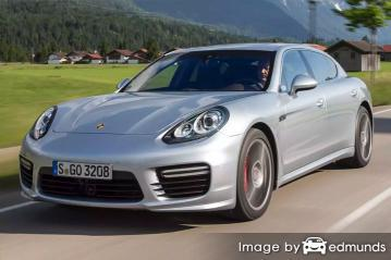 Insurance rates Porsche Panamera in Madison