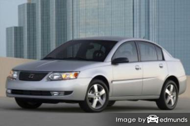 Insurance rates Saturn Ion in Madison