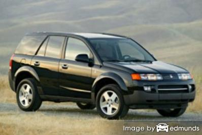 Insurance rates Saturn VUE in Madison