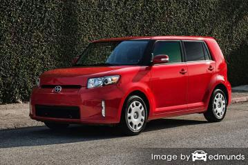 Insurance rates Scion xB in Madison