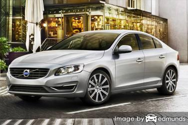 Insurance rates Volvo S60 in Madison