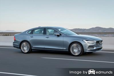 Insurance rates Volvo S90 in Madison